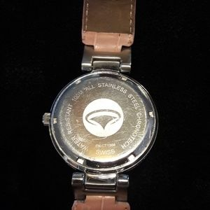 chronotech Accessories - Chronotech mother of pearl face Diamond watch